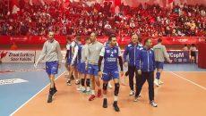 Voleibaliștii craioveni au luat două puncte în Turcia, dar nu s-au calificat mai departe (foto: SCM Craiova)