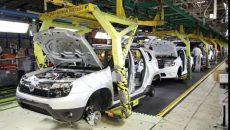 Uzina Dacia (Foto Economica.net)