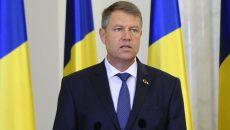 Președintele Klaus Iohannis (foto Realitattea.net)