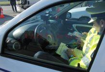 Bărbat prins la volan fără permis auto