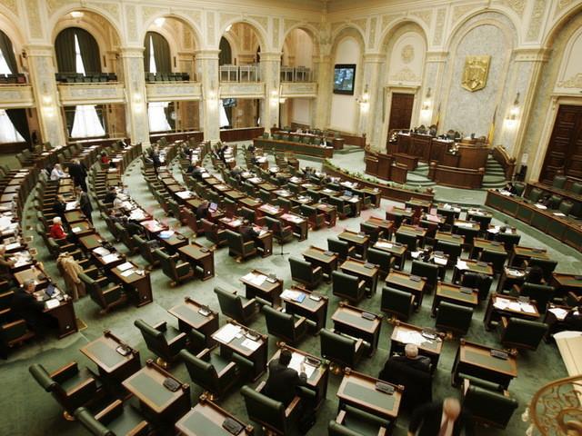 Majorarea cu 20% a alocațiilor copiilor a fost respinsă în comisiile Senatului