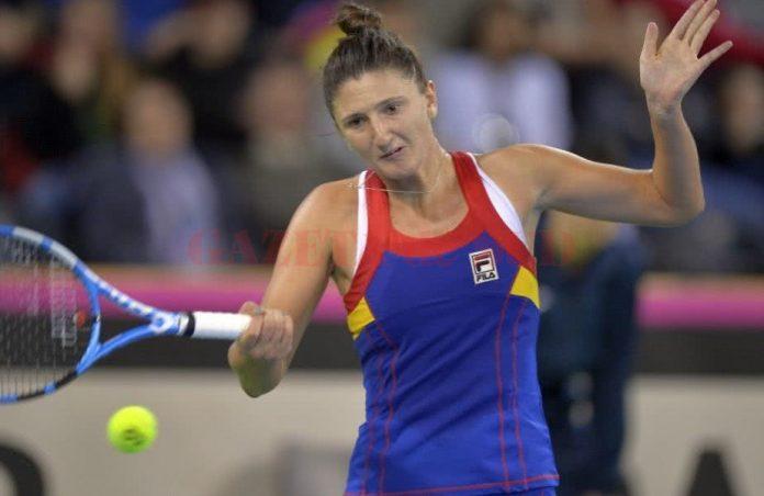 Irina Begu va juca în primul meci de azi
