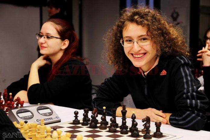 Dariana Didiliuc şi-a trecut în palmares un nou titlu de vicecampioană naţională