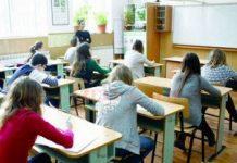 93% dintre elevii înscrişi, prezenţi la evaluarea din Dolj