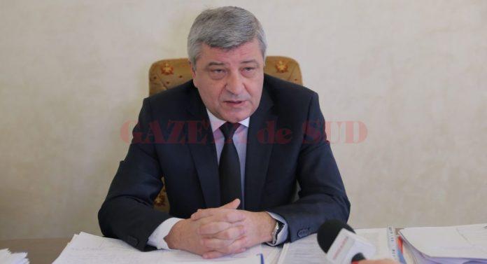 Cezar Spînu a obţinut un nou mandat de rector cu 88,8%