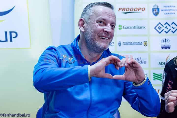 Bogdan Burcea rămâne la Craiova (foto: Fan Handball
