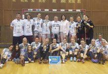 Handbalistele de la SCM Craiova şi-au primit medaliile de argint
