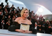 Actrita Diane Kruger (Foto Mediafax)