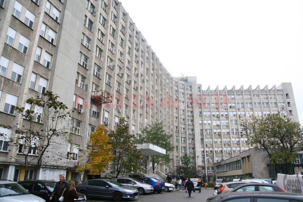 Spitalul Județean de Urgență Craiova