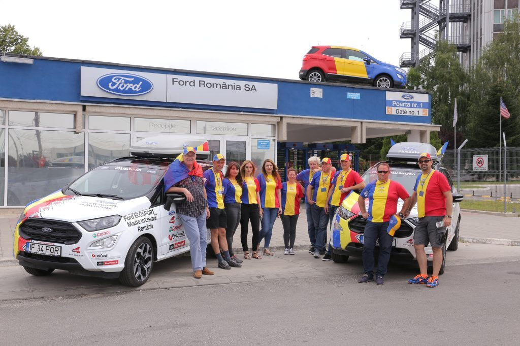 Expeditie Ford Plusauto la Cercul Polar