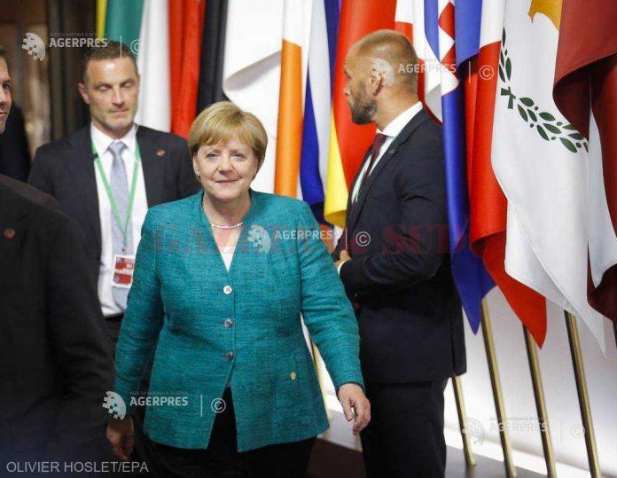 Angla Merkel (Foto Agerpres)