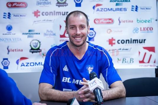 Goran Gajovic a semnat cu SCM-U Craiova