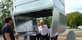 CJ Dolj a obţinut 53 de autorizații de construire pentru containerele îngropate