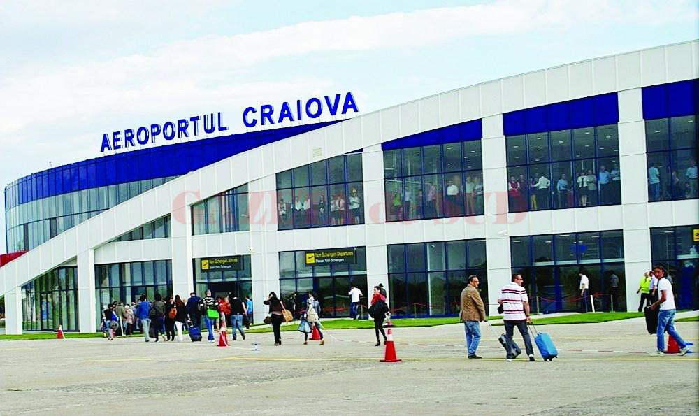 Încep cursele spre Antalya de pe Aeroportul Internaţional Craiova