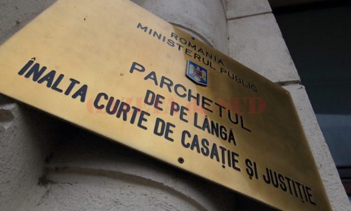 Control la Parchetul de pe lângă Judecătoria Caracal
