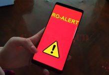 Testările Sistemului RO-ALERT, amânate