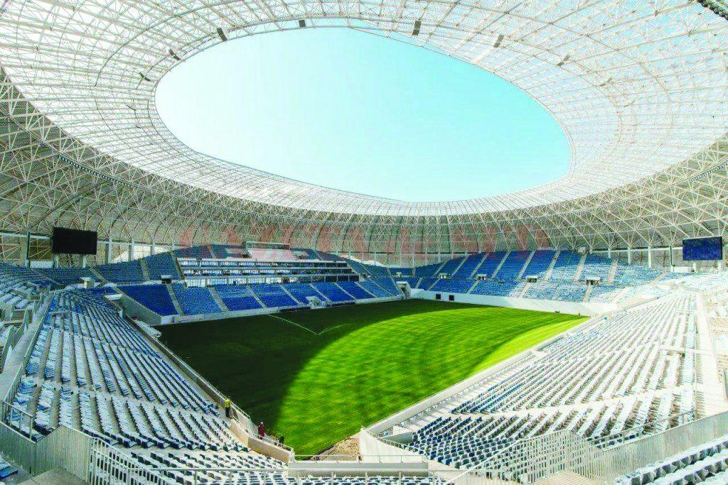 """Spaţiile de birouri aflate la Tribuna 1 a stadionului """"Ion Oblemenco"""" din Craiova vor fi închiriate de primărie pe o perioadă de 5 ani"""
