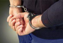 Un bărbat a fost reținut pentru ultraj