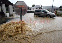 IGSU: 21 de localităţi din 15 judeţe, afectate de fenomenele meteo