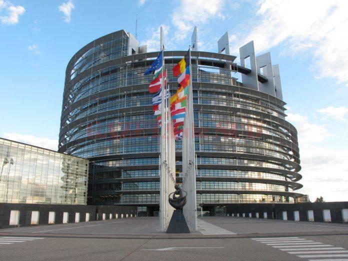 Parlamentul European a ratificat acordul de retragere a Regatului Unit din UE
