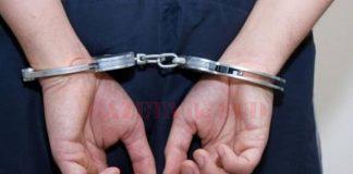 Subofițer ISU reținut pentru trafic de influență