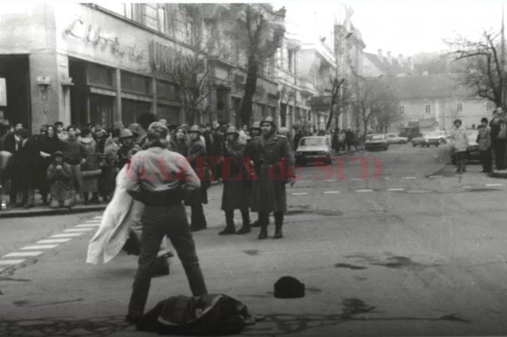 Revoluția (Foto: Ziariștii.com)
