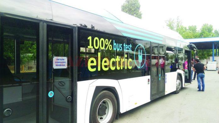 Primăria Craiova a obţinut finanţare pentru 16 autobuze electrice