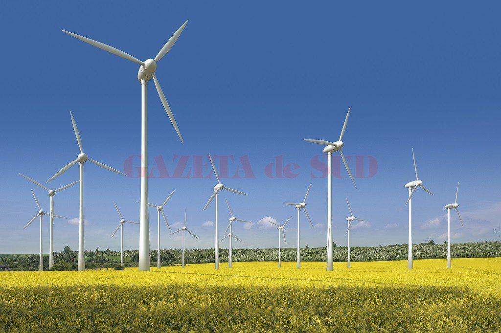 Energie electrică din surse eoliene