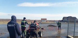 Cod Portocaliu de inundații pentru mai multe judeţe din ţară