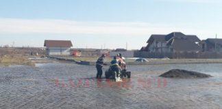 Alertă de inundaţii în România
