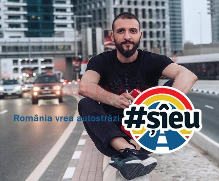 Stefan Mandachi Hd: #șîeu Ștefan Mandachi, Omul Cu Metrul De Autostradă: Eu