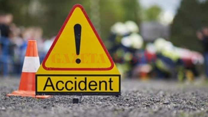Accident cu trei victime, pe DN7