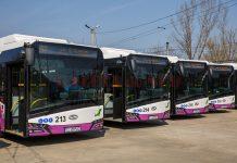 La licitaţia pentru cele 16 autobuze electrice destinate transportului public din Craiova s-au prezentat două firme. Ofertele lor au intrat în evaluare.