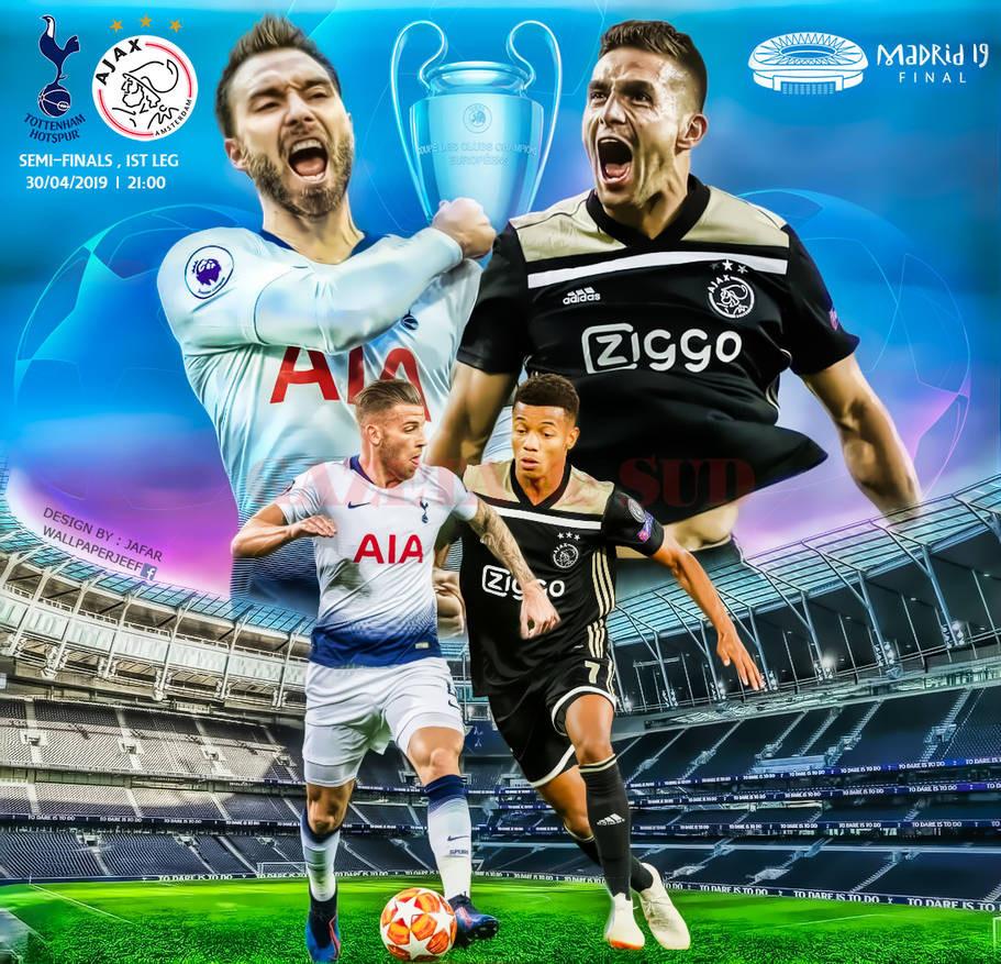 Tottenham Vs Ajax Live Stream Twitter: Fotbal / Liga Campionilor: Tottenham Primește Vizita