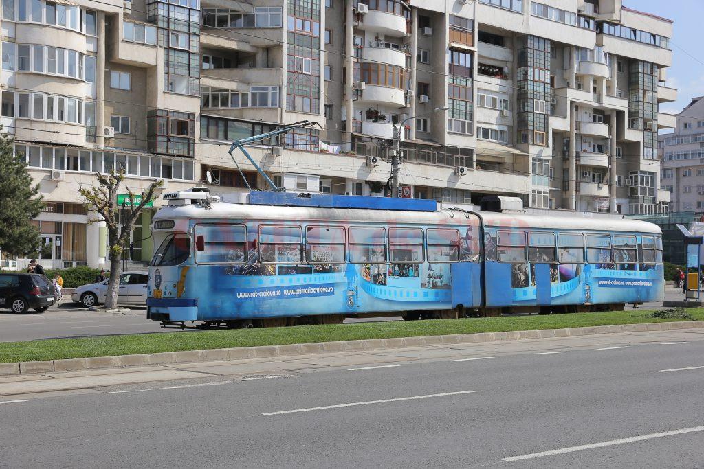 Ministerul Dezvoltării a reluat licitaţie pentru achiziţia celor 17 tramvaie cu lungimea de circa 25 m, destinate transportului public de călători din Craiova