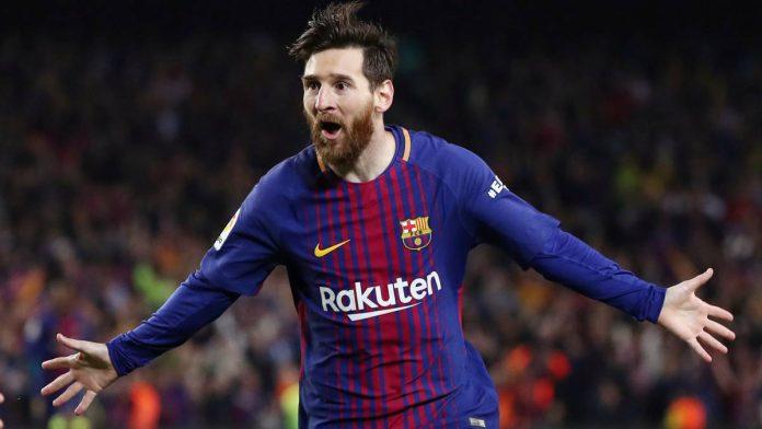 Lionel Messi, cel mai bine plătit sportiv al planetei