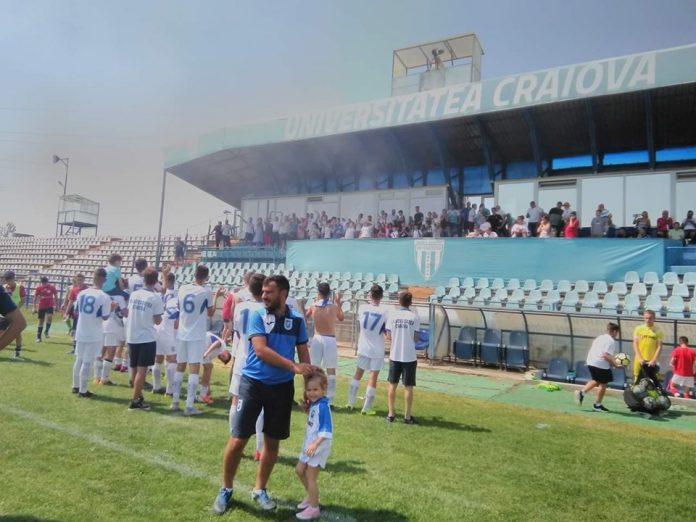 Alex Stoica și elevii săi au primit aplauze pentru spiritul de luptă arătat