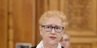 Renate Weber, noul Avocat al Poporului (Foto: Mediafax)