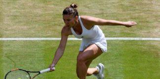 Simona Halep, învinsă la Eastbourne (Foto: Gsp)