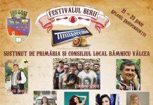 Elena Gheorghe cânta la Serbările Berii din Râmnicu Vâlcea