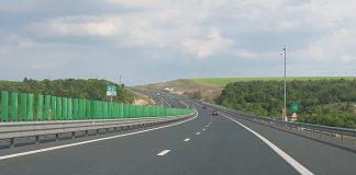 Probleme pe Autostrada Soarelui: Dalele s-au dilatat din cauza căldurii