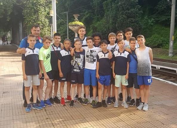 CSS Craiova U13 va juca la turneul semifinal al Campionatului Național (Foto: facebook CSS Craiova)