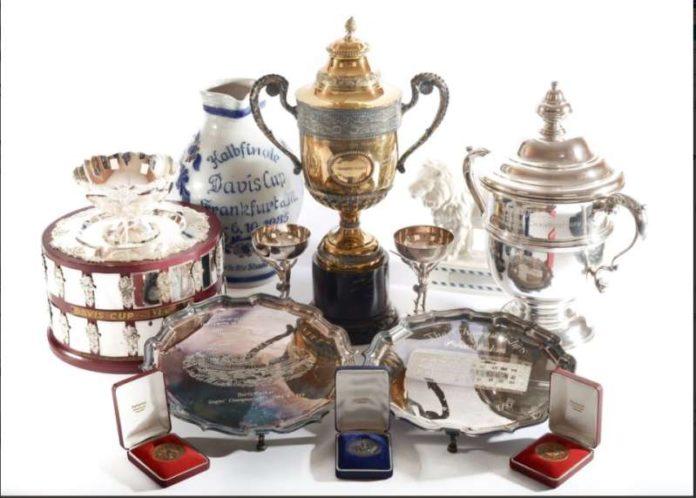 Boris Becker și-a scos la licitație trofeele și suvenirurile personale pentru a scăpa de datorii