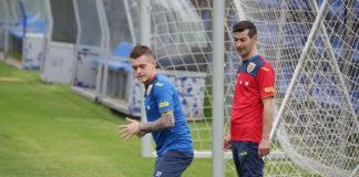 Alex Cicâldău a ieşit din calculele echipei mari pentru moment (Foto: frf.ro)