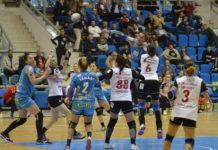 Cristina Zamfir şi colegele sale vor debuta contra Gloriei Bistriţa în Liga Florilor (Foto: Alex Vîrtosu)