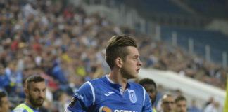 Alex Cicâldău crede într-o evoluție bună a României U21 la CE și la un sezon mult mai bun pentru Universitatea Craiova (Foto: Alex Vîrtosu)