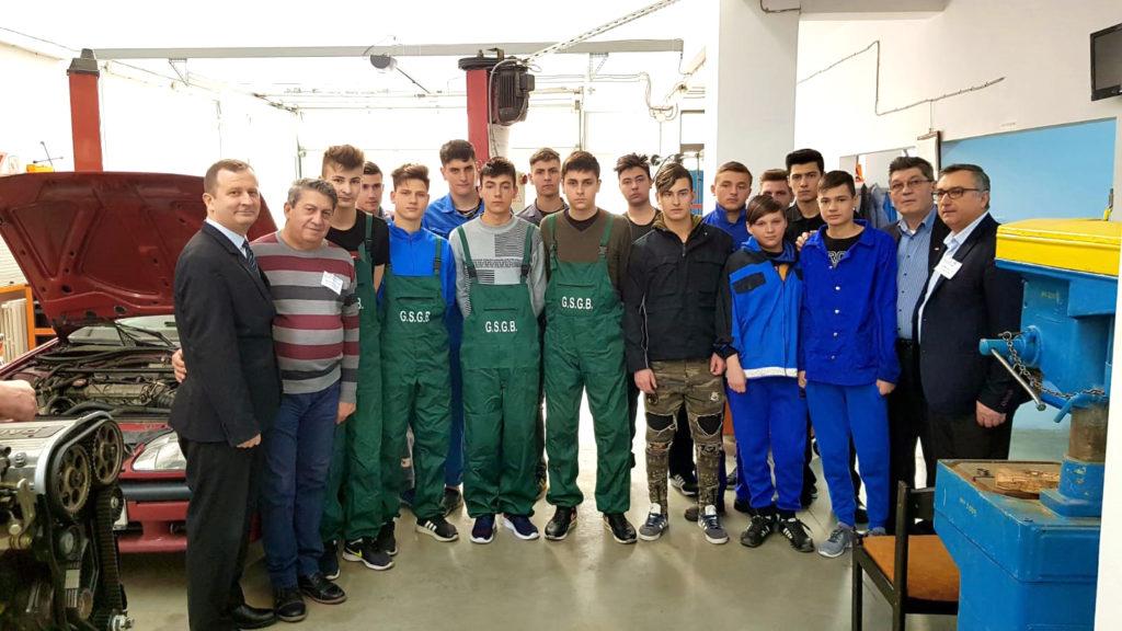 Oferta educaţională la Liceul Tehnologic Bibescu din Craiova