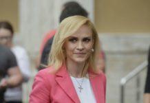 Gabriela Firea își retrage candidatura pentru desemnarea prezidențiabilului PSD