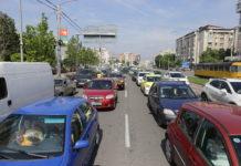 masini trafic