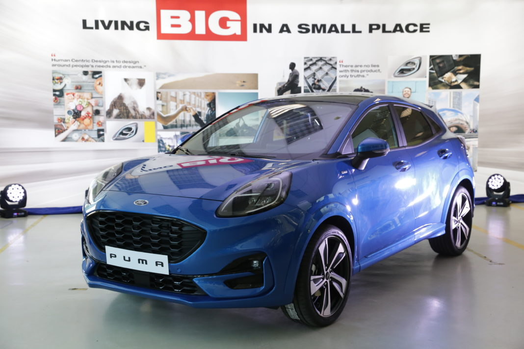 Ford începe producţia Puma la Craiova